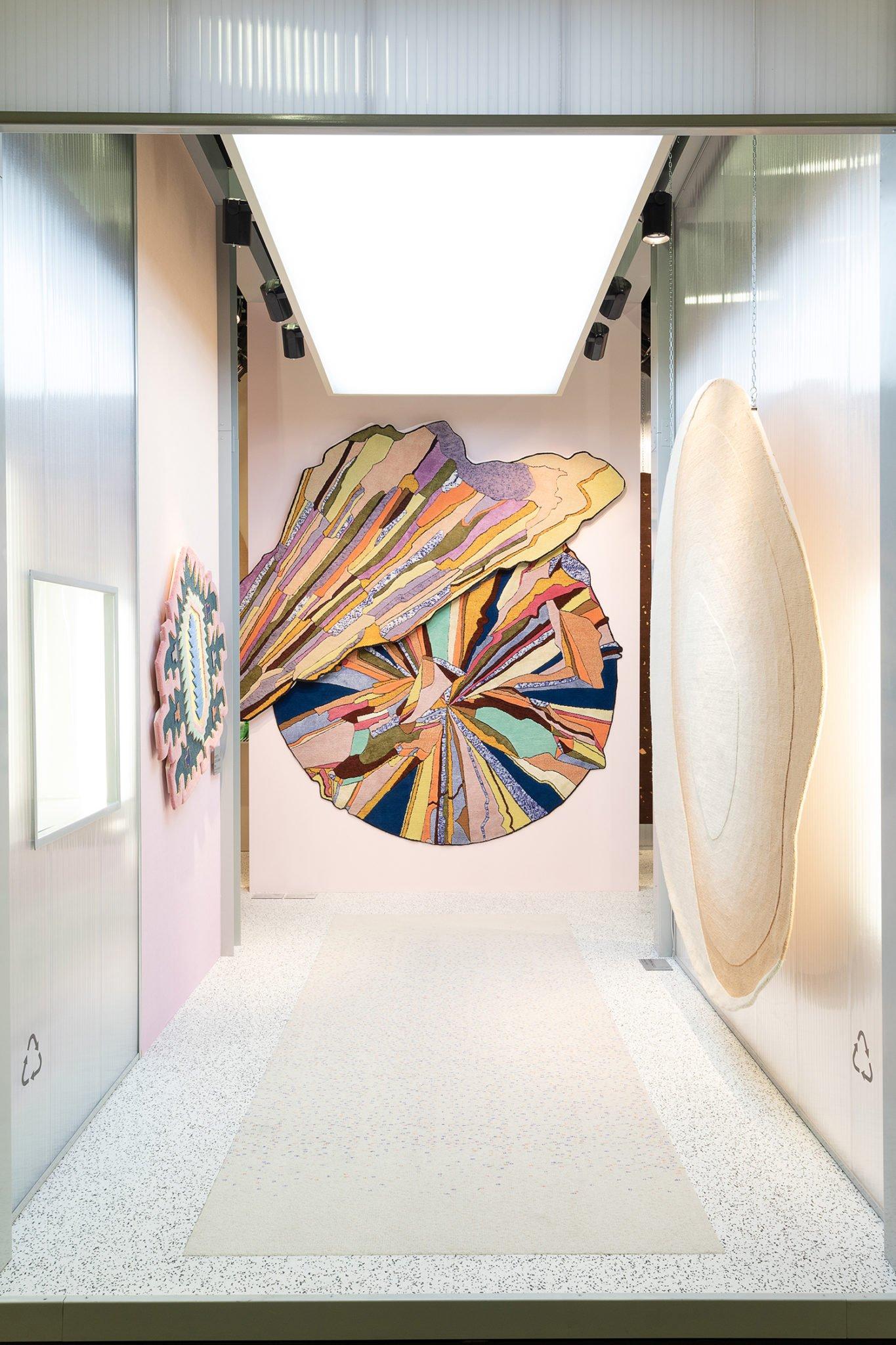 Maison et Objet 2020, cc-tapis new collection, Laura Bethan Wood