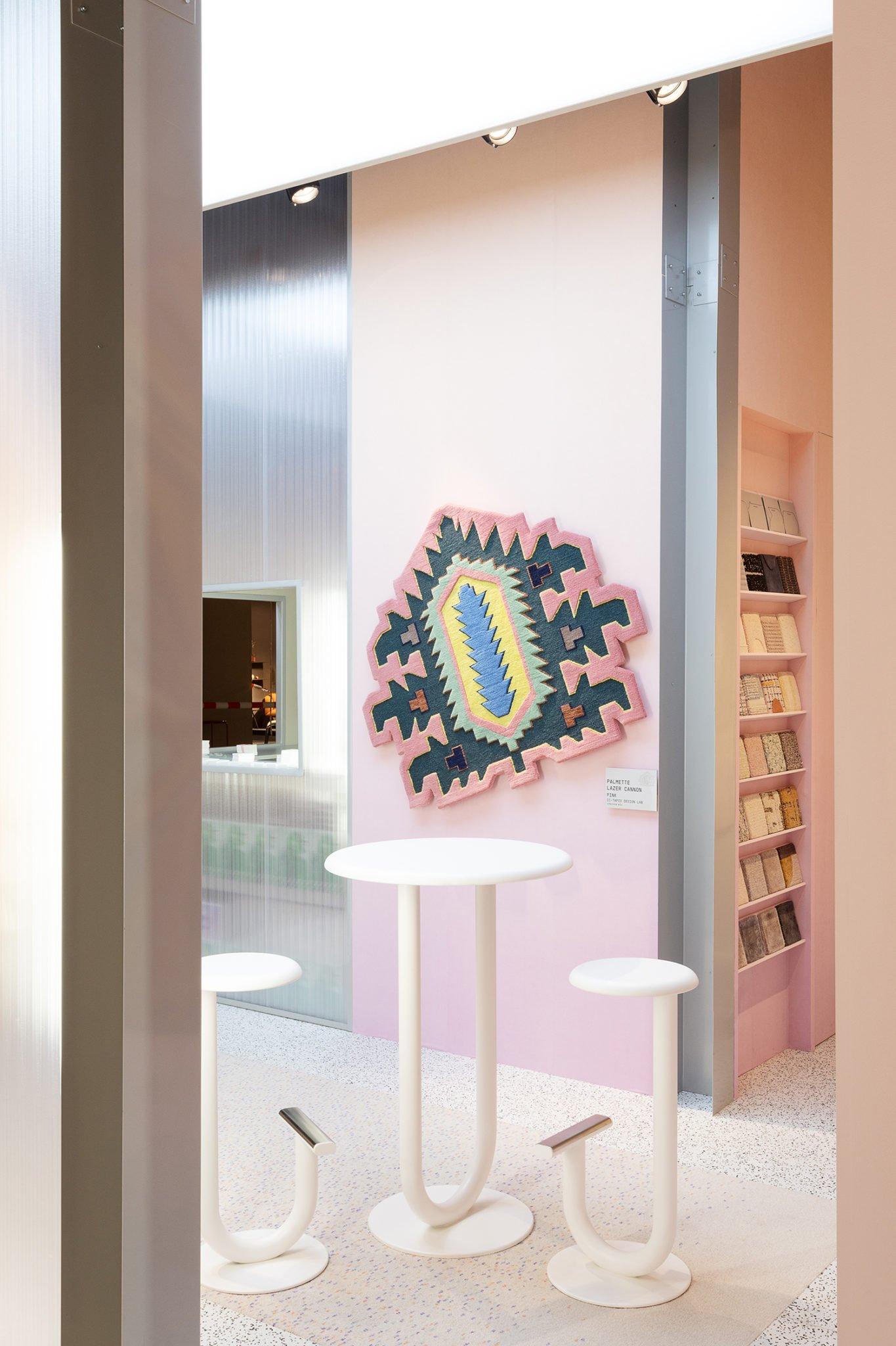 Maison et Objet 2020, cc-tapis new collection
