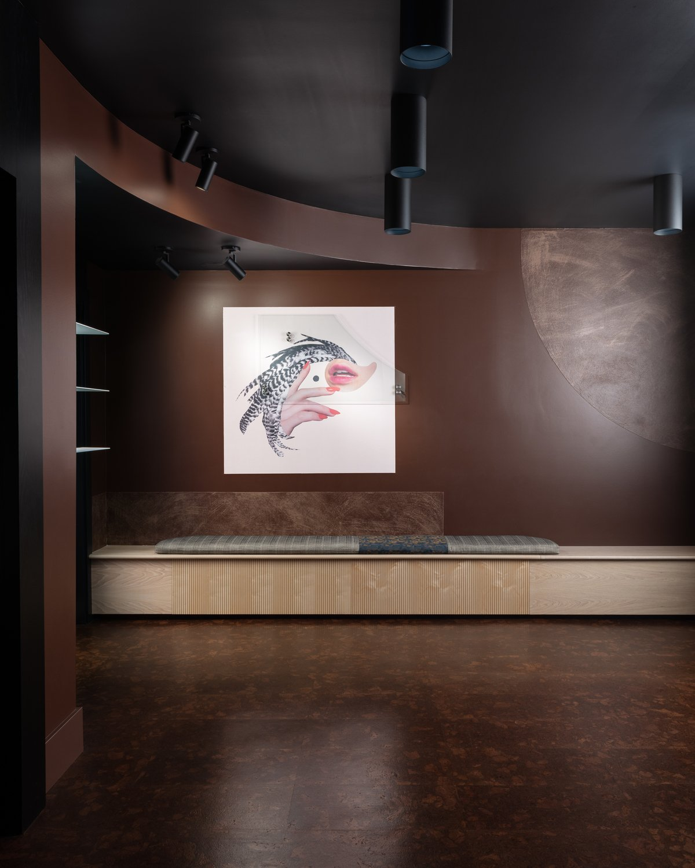 Décoration Salle De Méditation ste.marie studio designs jaybird, a highly sensory space