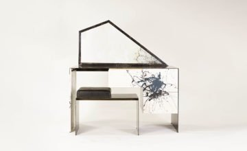 American artist Stefan Rurak creates furniture without distinction between art and design