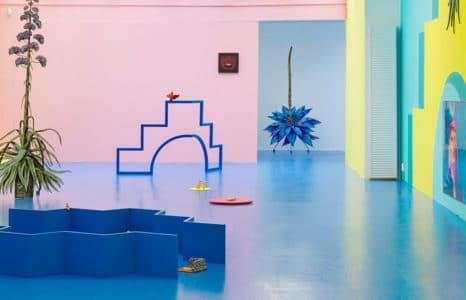 S'inspirer des galeries d'art en design, ou la fantastique découverte de Claudia Martínez Garay