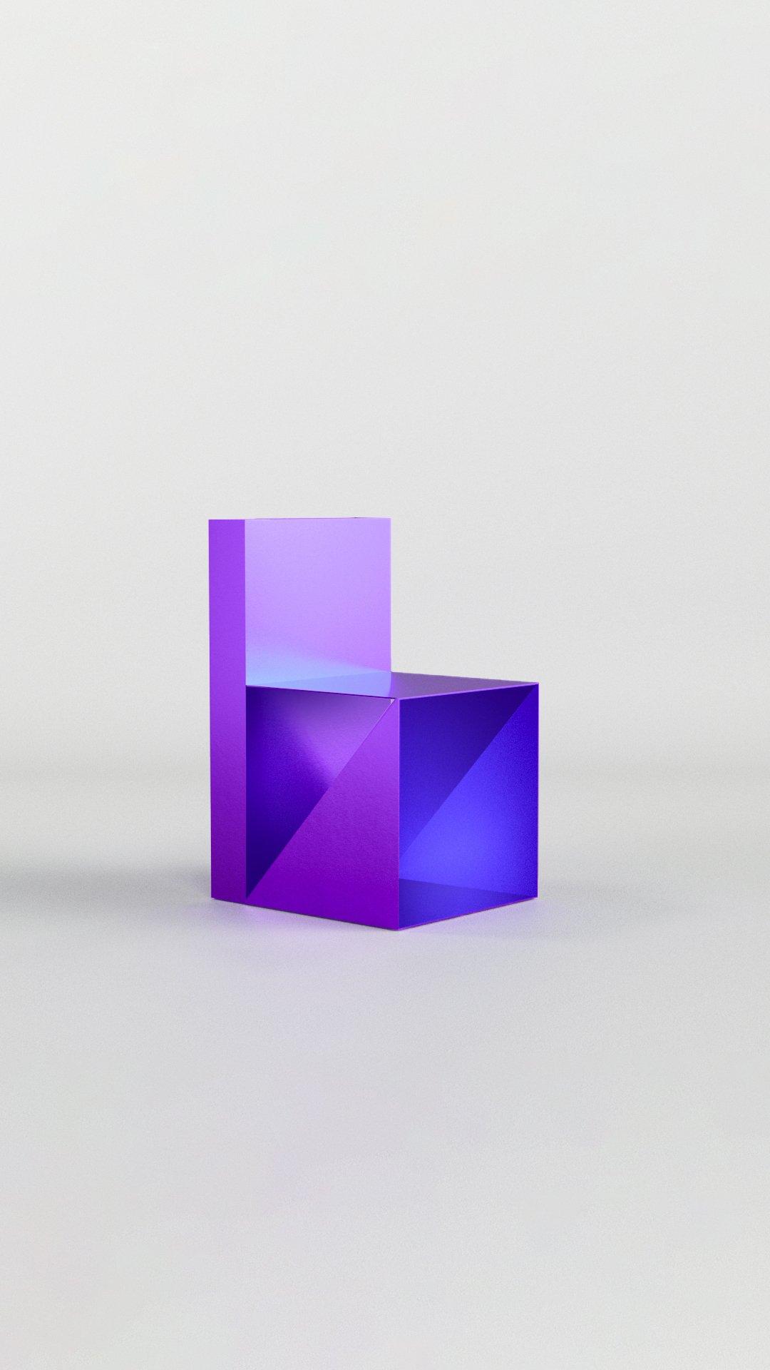 Mobilier et objets design, onlyonly.studio, Z chair