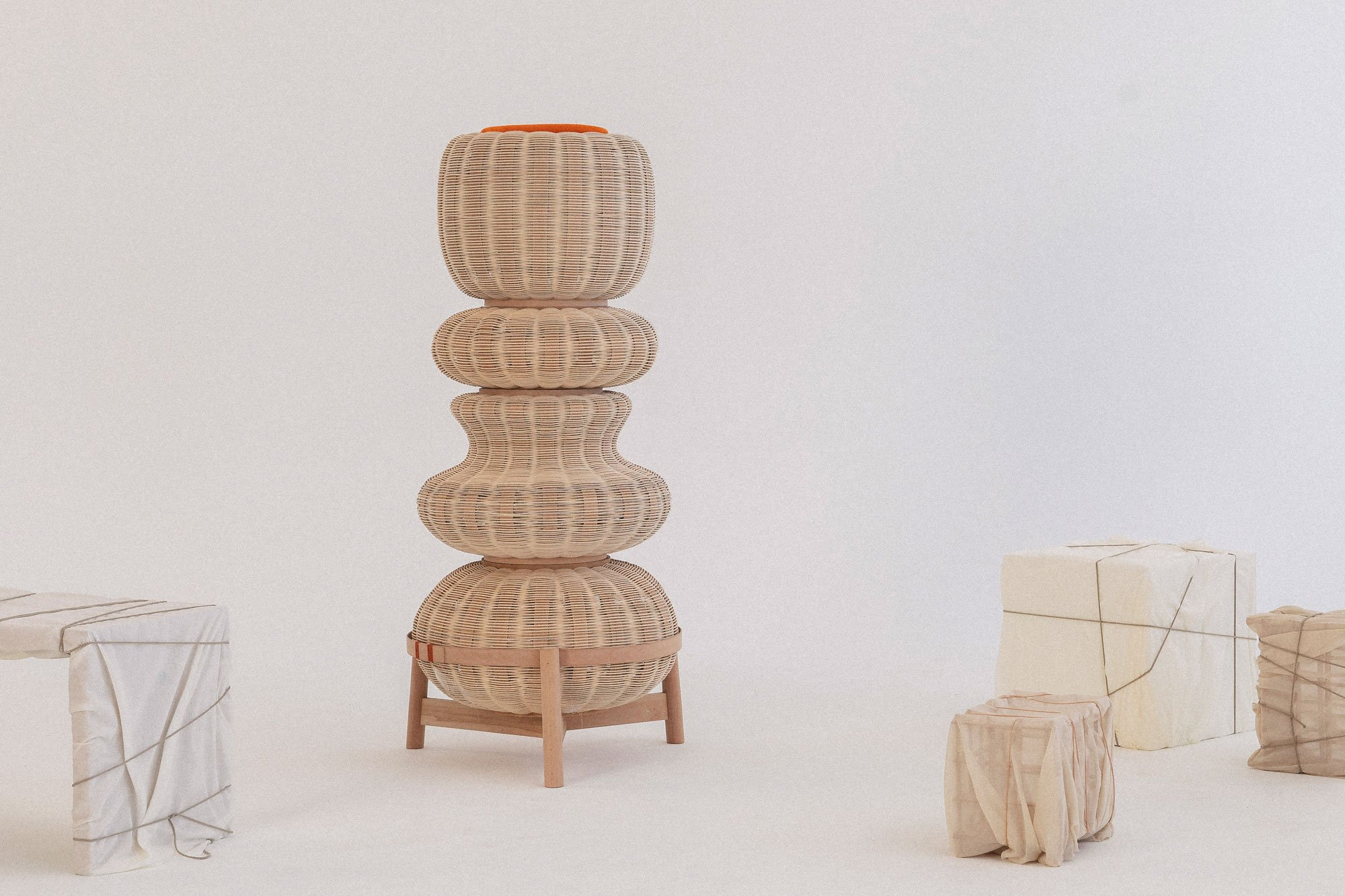 Ukurant Objects, 3daysofdesign 2020, jeunes designers, Sia Hurtigkarl Degel & Pia Angela Rasmussen