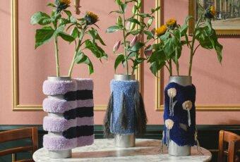 Cornucopia, an exquisite 15 vase series by Röd Studio and Tableau
