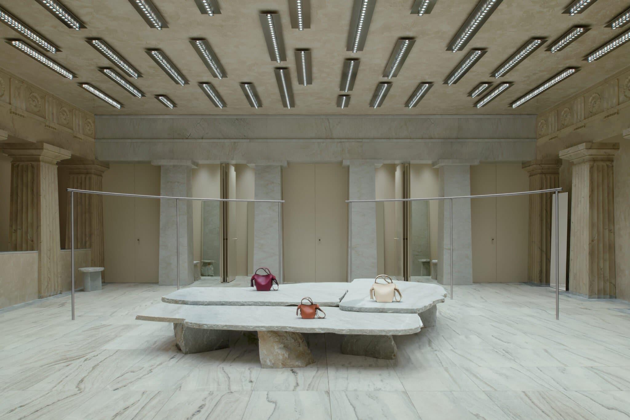 Acne Studios Stockholm, design Arquitectura-G