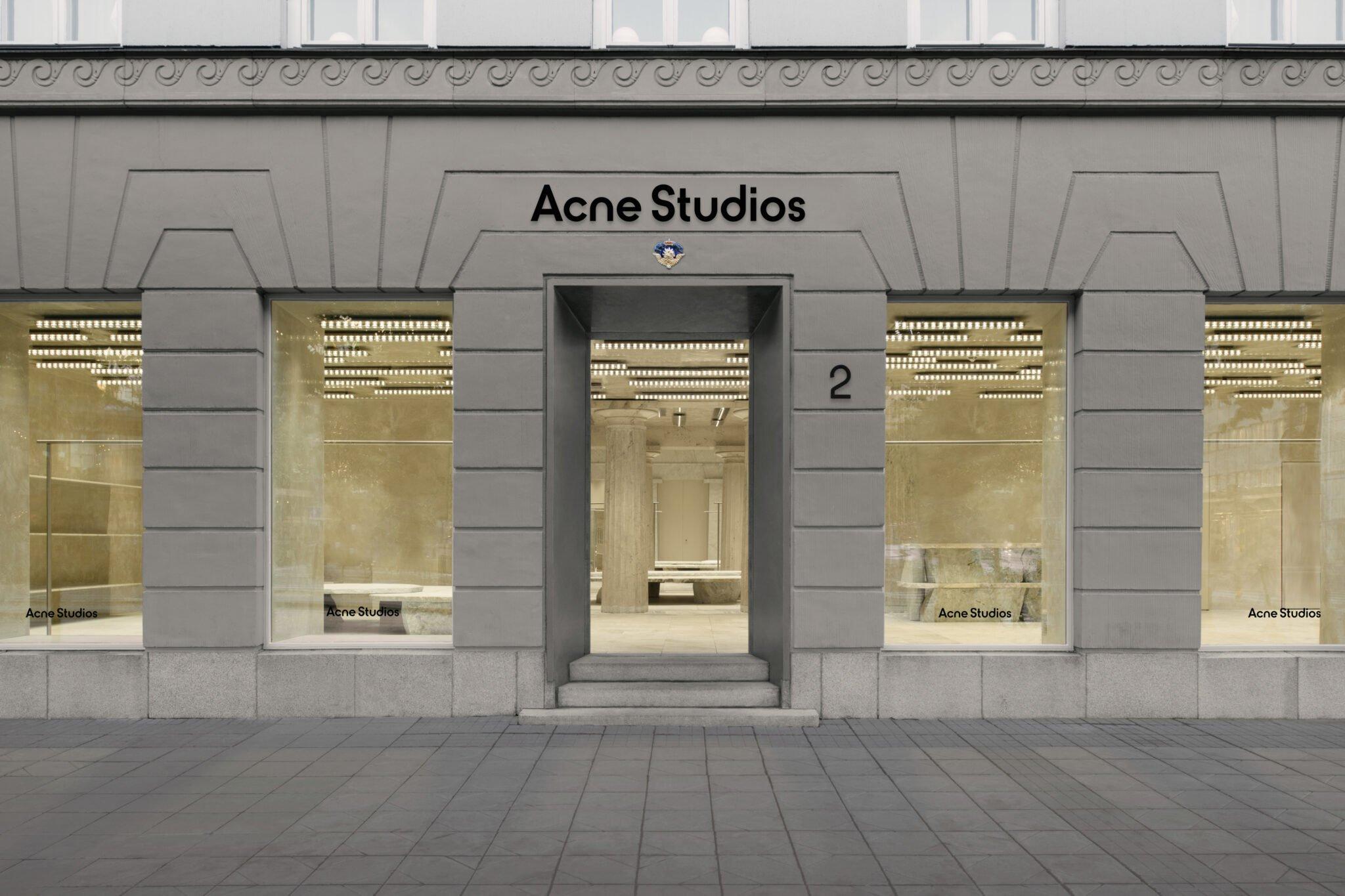 Acne Studios, Norrmalmstorg, Stockholm