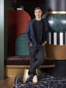 Le décorateur Oscar Lucien Ono signe l'hôtel MGallery Nest Paris